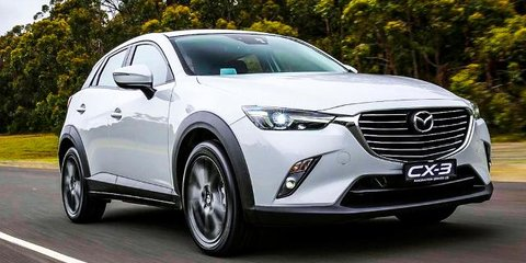 Mazda CX-3 review : First Drive