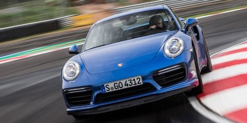2016 Porsche 911 Turbo Review