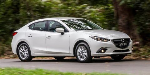 2016 Mazda 3 Touring sedan Review