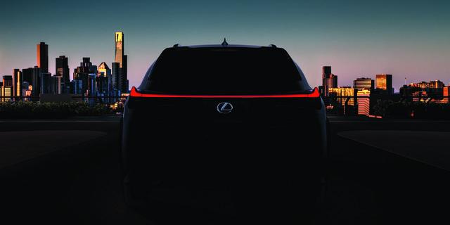 2018 Lexus UX teased, set for Geneva debut