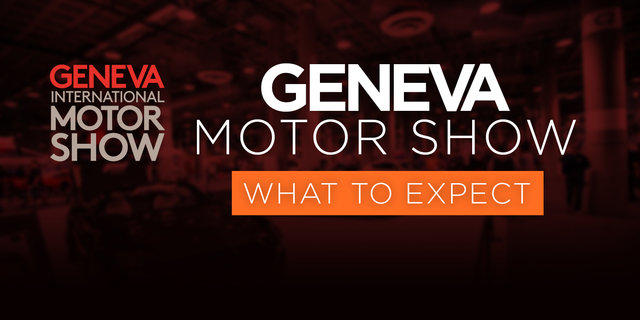 2018 Geneva motor show preview: What to expect