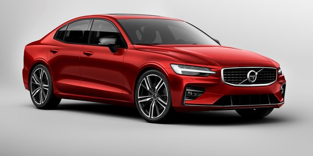 2019 Volvo S60 revealed, Australia no sure thing