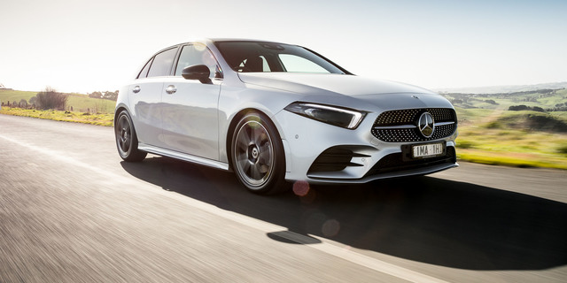 2019 Mercedes-Benz A200 review