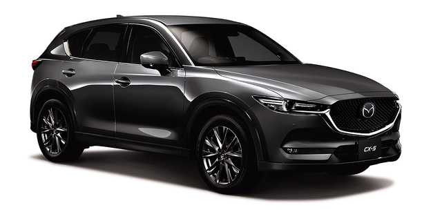 2019 Mazda CX-5 2.5T launches in Japan
