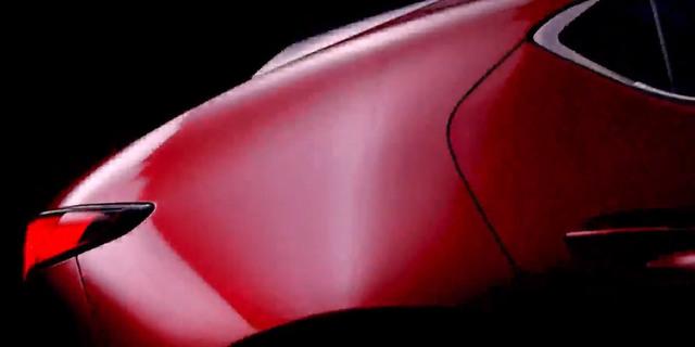 2019 Mazda 3 teaser released ahead of LA debut