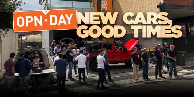 CarAdvice Open Day, Melbourne: 17 November 2018
