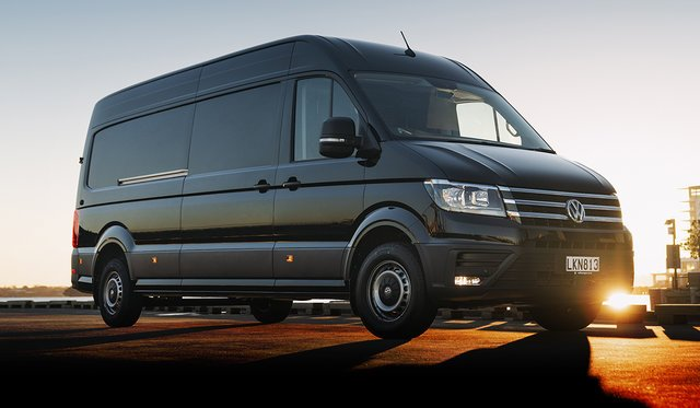 2018 Volkswagen Crafter review