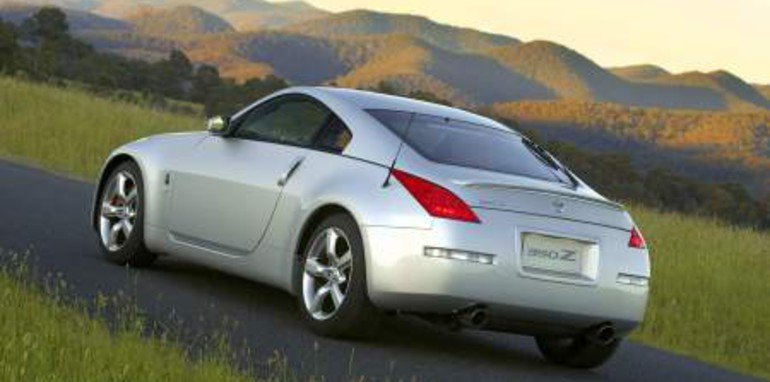 Nissan 350z Coupe Z33 MY06 Touring Coupe