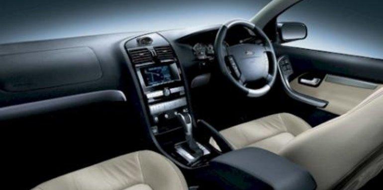 Ford BF Falcon MKII Interior