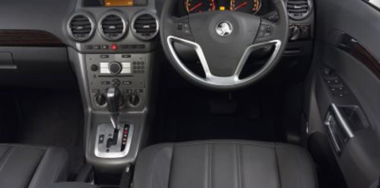 Holden Captiva SUV