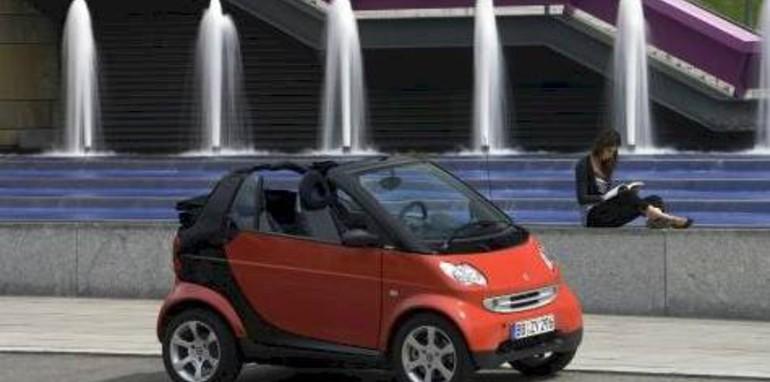 Smart fortow coupé & cabrio 2008