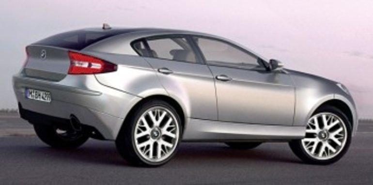 BMW X6 Crossover
