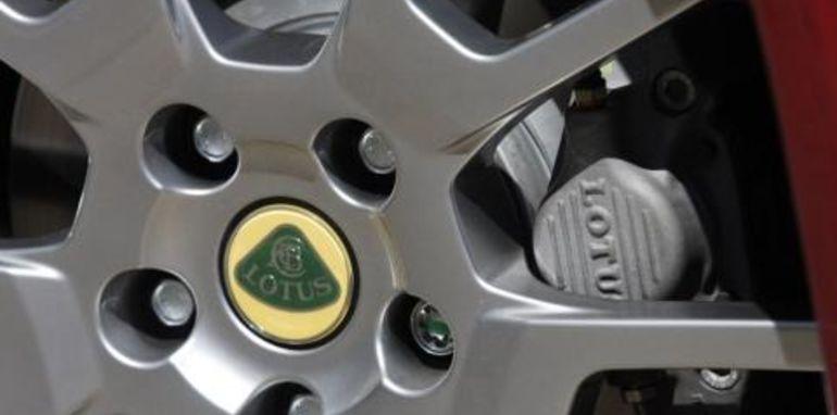 2007 Lotus Europa S Wheels