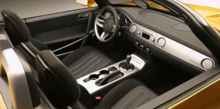 Dodge Demon Concept Interior