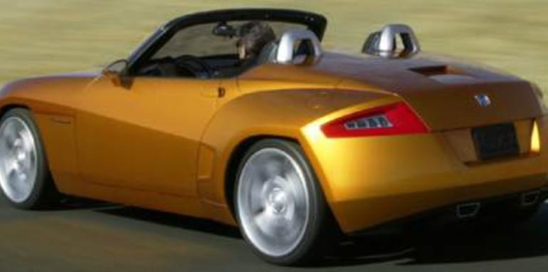 Dodge Demon Concept Rear