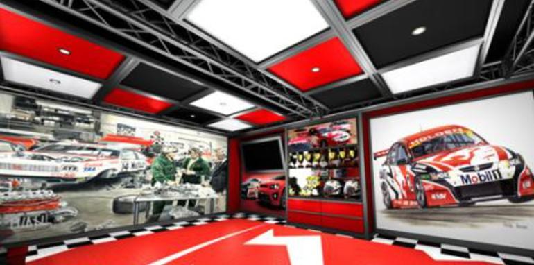 Evolution Garages Showroom