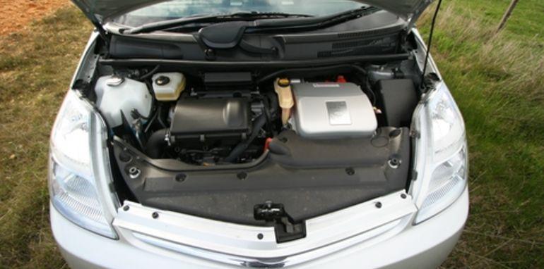 Toyota Prius i-Tech Engine
