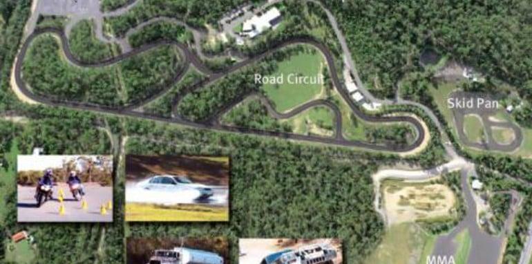 Mt Cotton Driver Training Centre