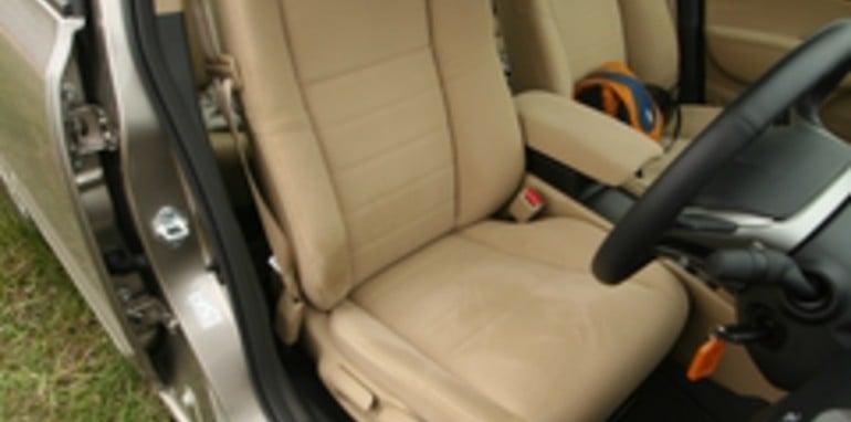 Honda Civic Hybrid Front