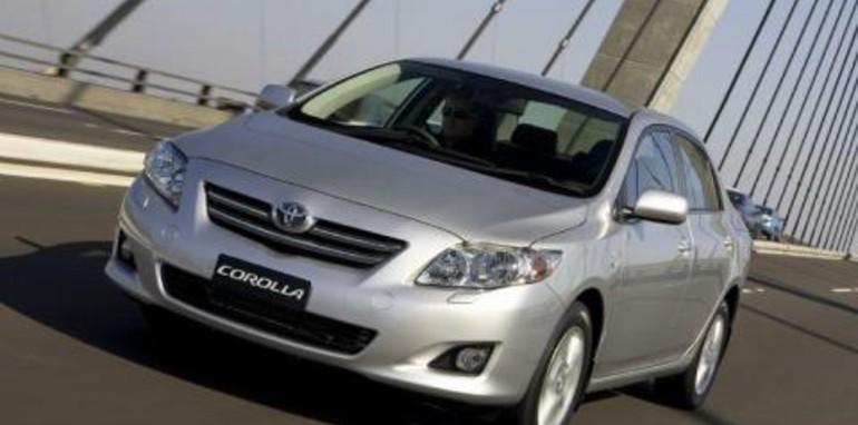 2007 Toyota Corolla Ascent, Conquest, Levin SX Levin ZR & Ultima