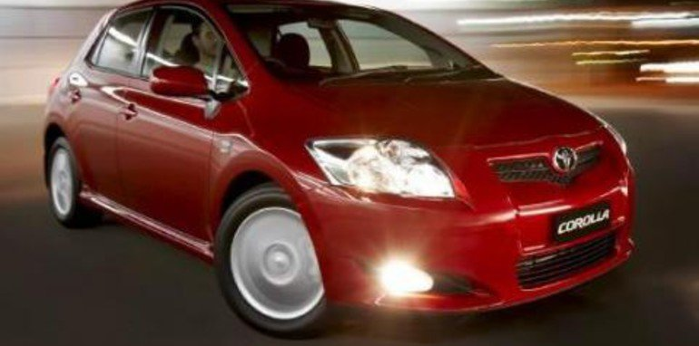 Toyota Corolla Safety Rating & Features