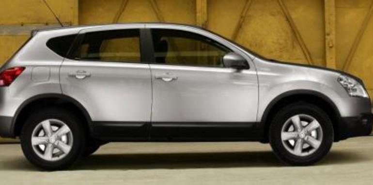 2008 Nissan Dualis - Qashqai
