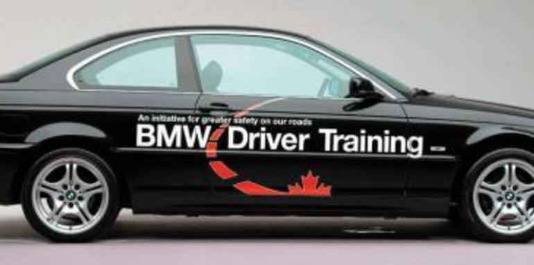 BMW Pushing For Driver Training