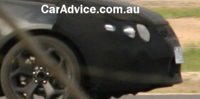 Ford Falcon Orion Spy Photos - CarAdvice