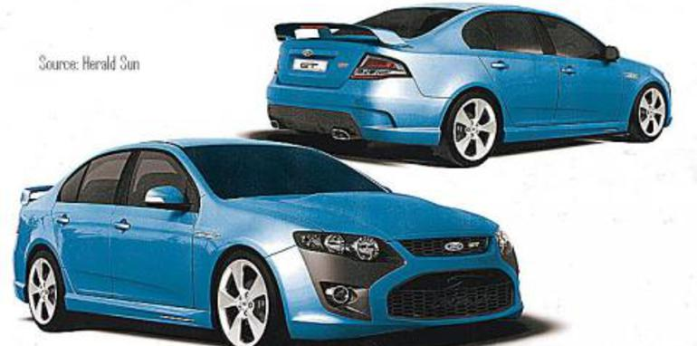 2008 Ford Falcon Orion Pictures