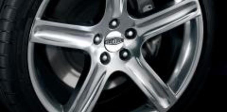 New Jaguar XJR Portfolio Wheels