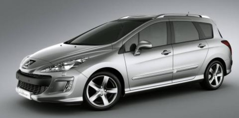 Peugeot 308 SW (Station Wagon) Prologue