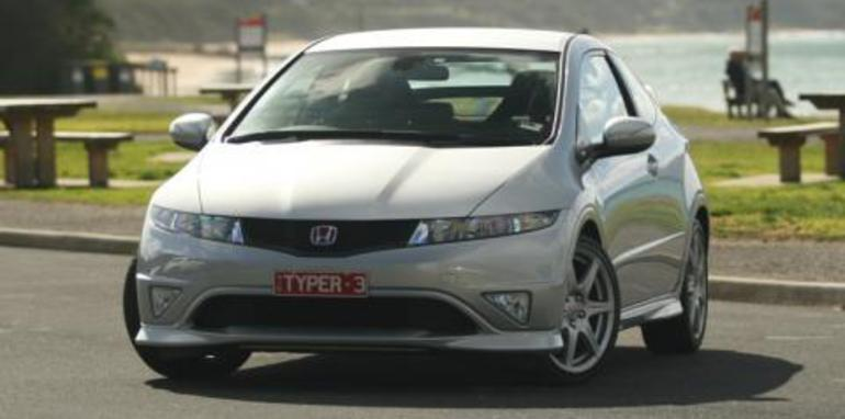 2007 Honda Civic Type R Road Test