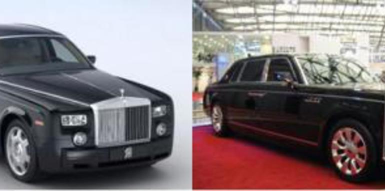 Rolls Rocye Chinese Copy
