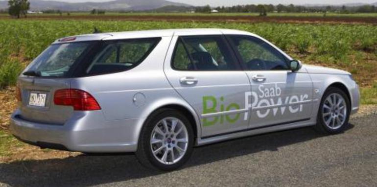 Australia's First Ethanol Production Car