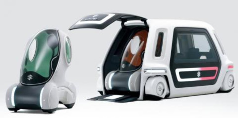 Sustainable Mobility (PIXY + SSC)