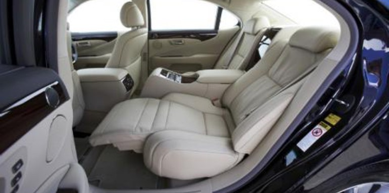 2007 Lexus LS 600hL V8 Hybrid