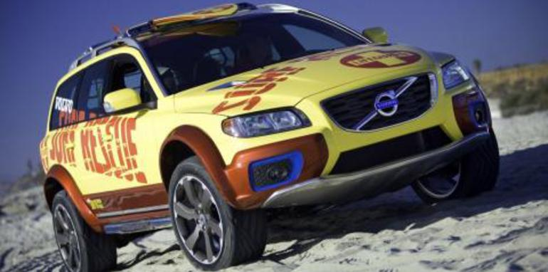 Volvo XC70 Surf Rescue (SR)