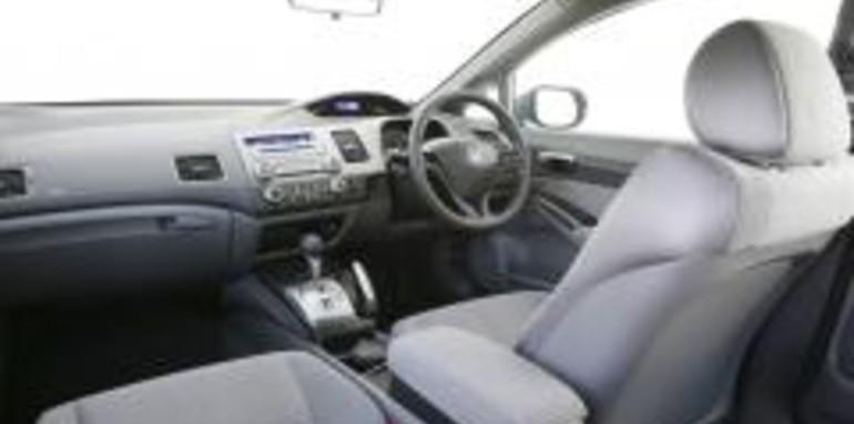 Honda Civic VTi Interior