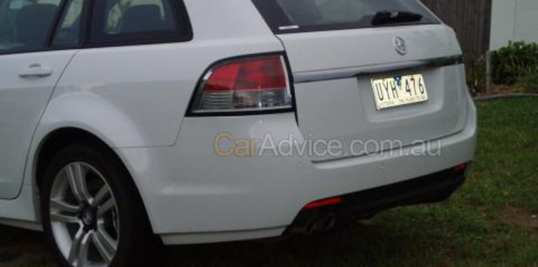 Holden VE Wagon spy photos