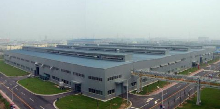 Kia opens second plant in China
