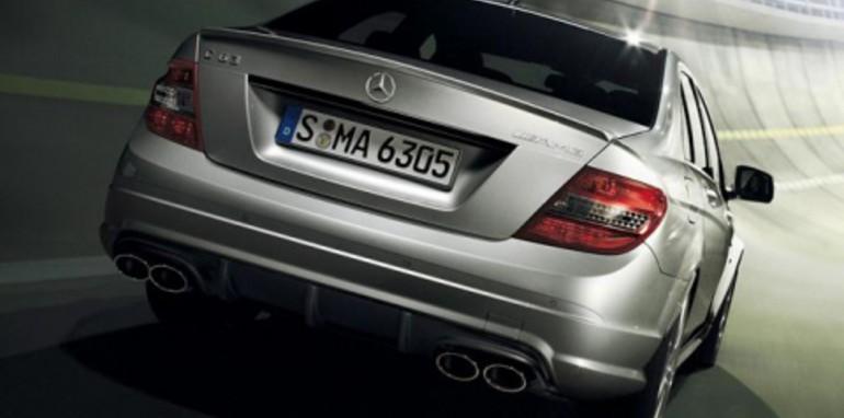 2008 Mercedes-Benz C 63 AMG