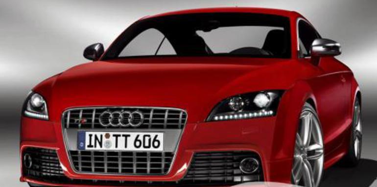 Audi TTS Rendering