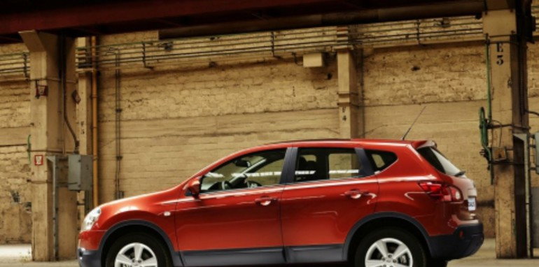 2008 Nissan Dualis preview