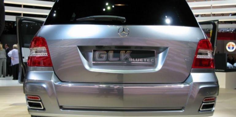 Mercedes-Benz GLK Vision