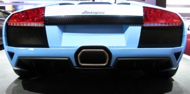 Lamborghini Murcielago LP640 Coupe - 2008 Detroit Auto Show