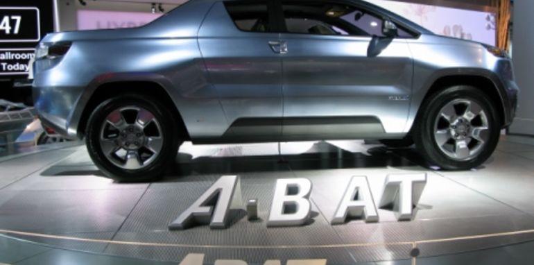 Toyota A-BAT Hybrid Pickup Concept - 2008 Detroit Auto Show
