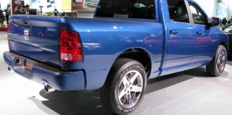 Dodge Ram - 2008 Detriot Auto Show