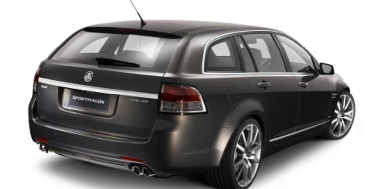 Holden announce Sportwagon line-up