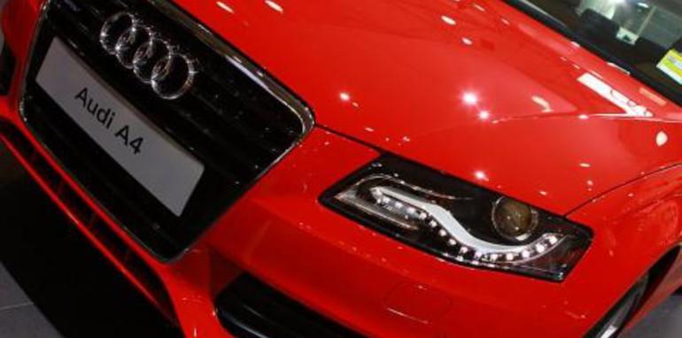 2008 Audi A4 - Brisbane Motor Show