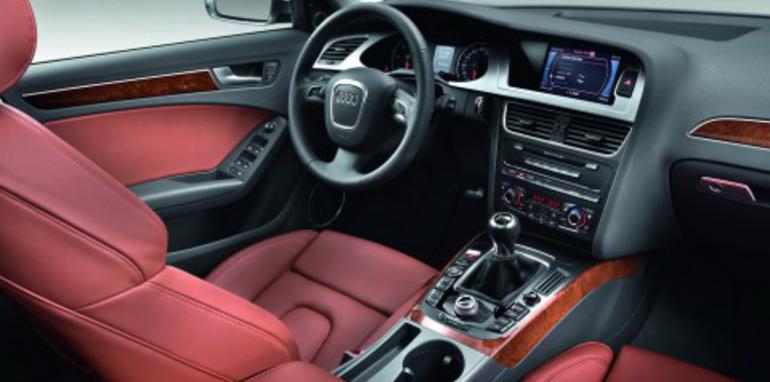 2009 Audi A4 Avant at Geneva